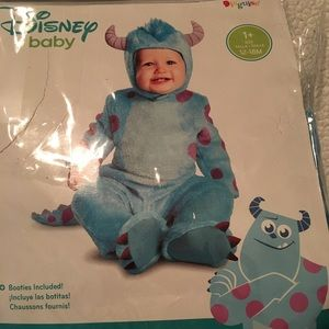 Baby Sulley Halloween Costume- Monsters INC